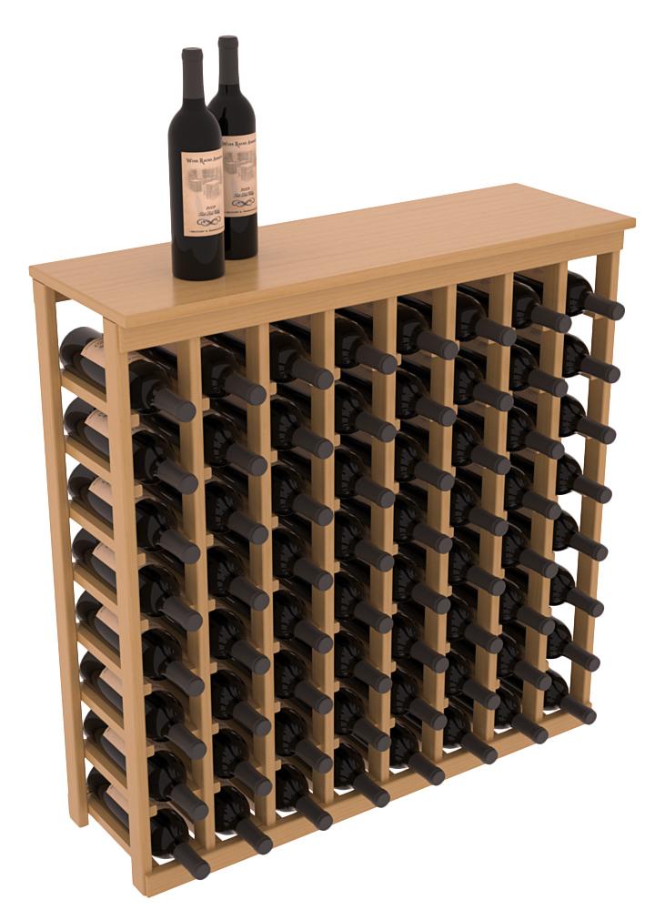 Instacellar 8 X 8 Wine Rack Tasting Table W Top Proudly