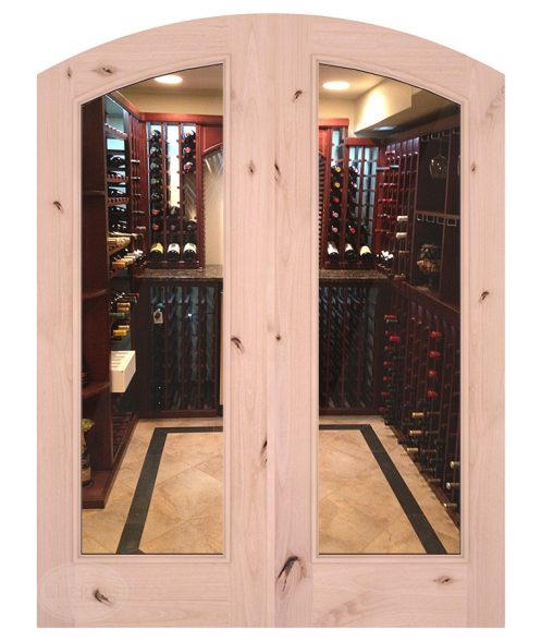Cellar Select Bordeaux French Doors Wine Racks America