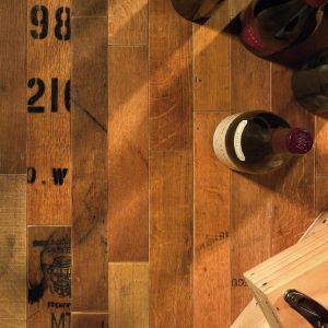 coopersmark vintage barrel floor