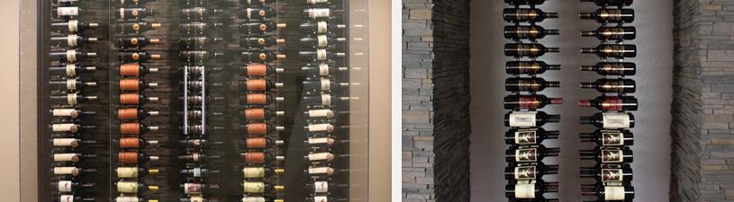 Ultra Wine Racks Floor To Ceiling Mounting Frames