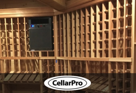 CellarPro Wine Cellar Cooling Systems